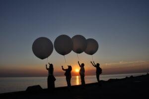 Ballonbestattung Bestattungen Wilkenshoff